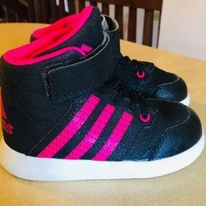 Baby Girls Adidas sz 7c
